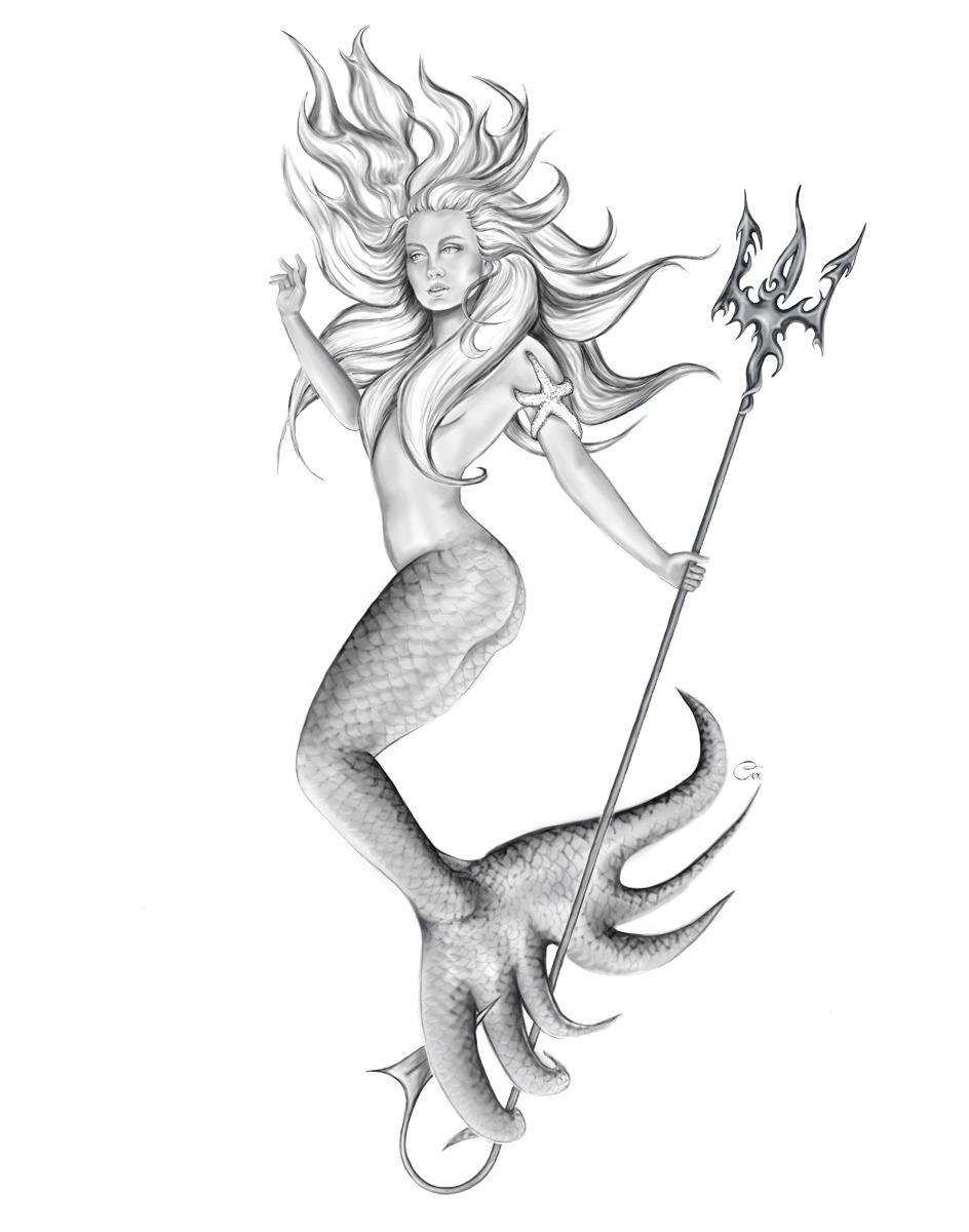 Mermaid 2 (large view)