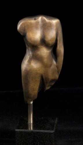 Minoan Torso by Sherman Moore