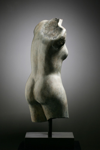 Torso, My Muse - 2/3 by Sherman Moore
