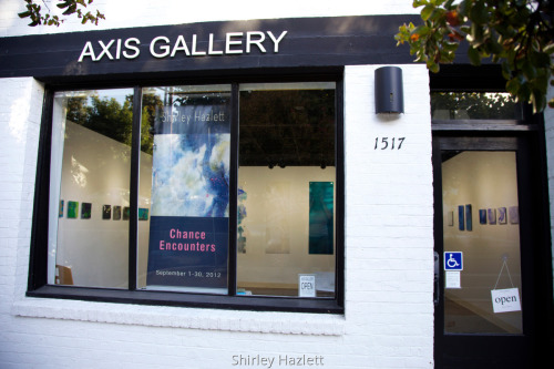 Chance Encounters, Axis Gallery