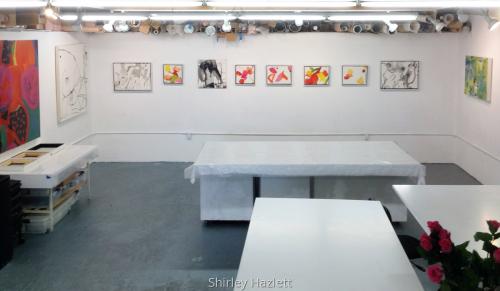 Hazlett Studio March 2016