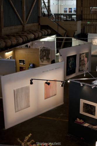 San Francisco Art Institute, MFA Exhibition: Luminous