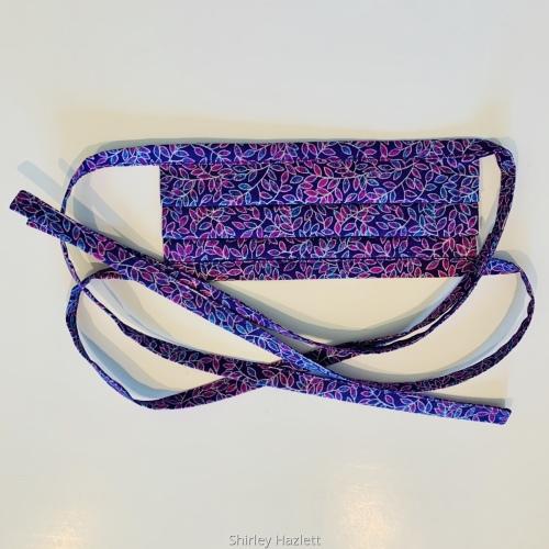 Face Mask, Purple