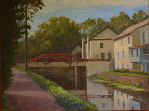 New Hope Canal (large view)