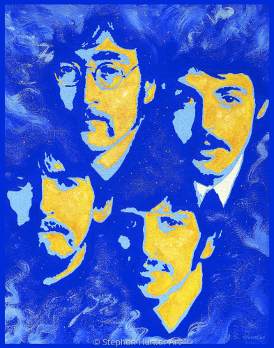 Blue Beatles