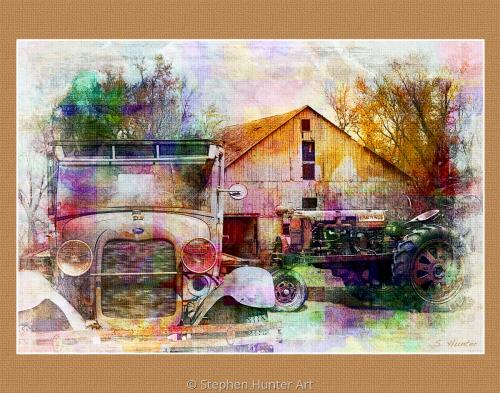 Ford & Farmall