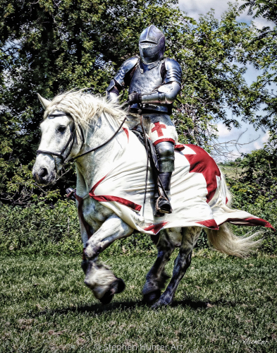 Silver Knight by Stephen Hunter
