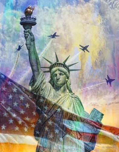 Liberty Jets by Stephen Hunter