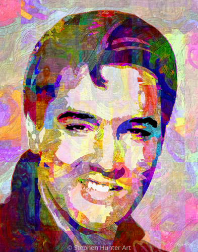 Elvis Style by Stephen Hunter
