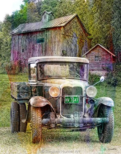 Iowa Antique