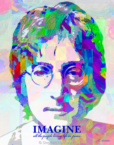 Imagine by Stephen Hunter