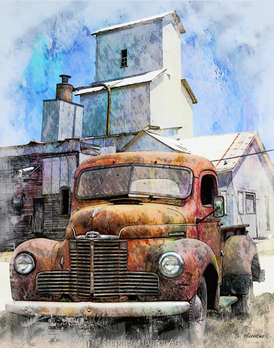 Truck Granary