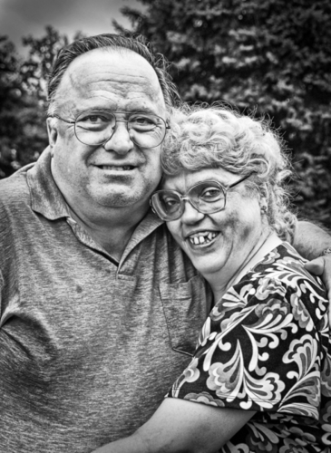 Butch and JoAnne. (large view)