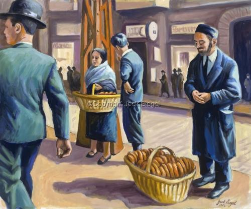 Bagel Sellers