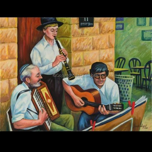 Jerusalem Musicians