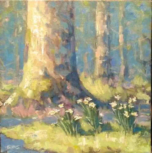 March Lillies by Patrick Sims