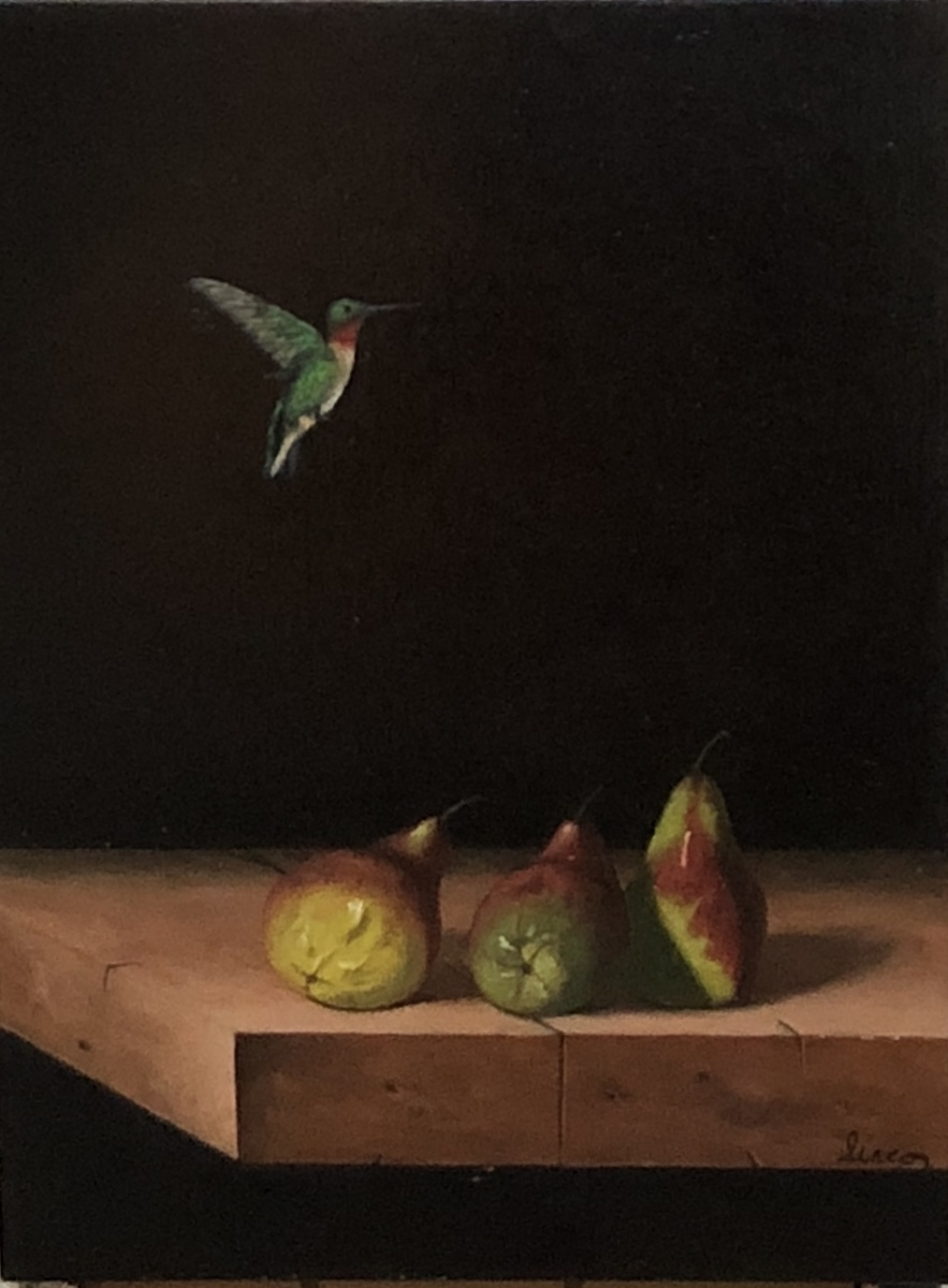 Still Life with Hummingbird (large view)