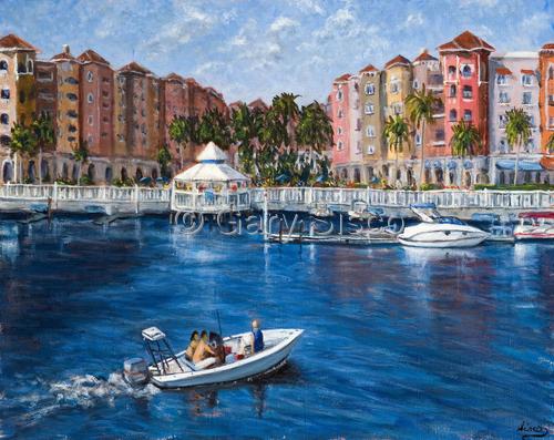Bayfront, Naples, Florida by Gary Sisco