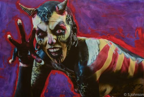 DEVIL DANGER
