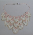 Pink Petals necklace (thumbnail)