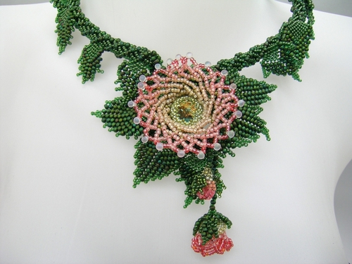 Morning Dew neckpiece