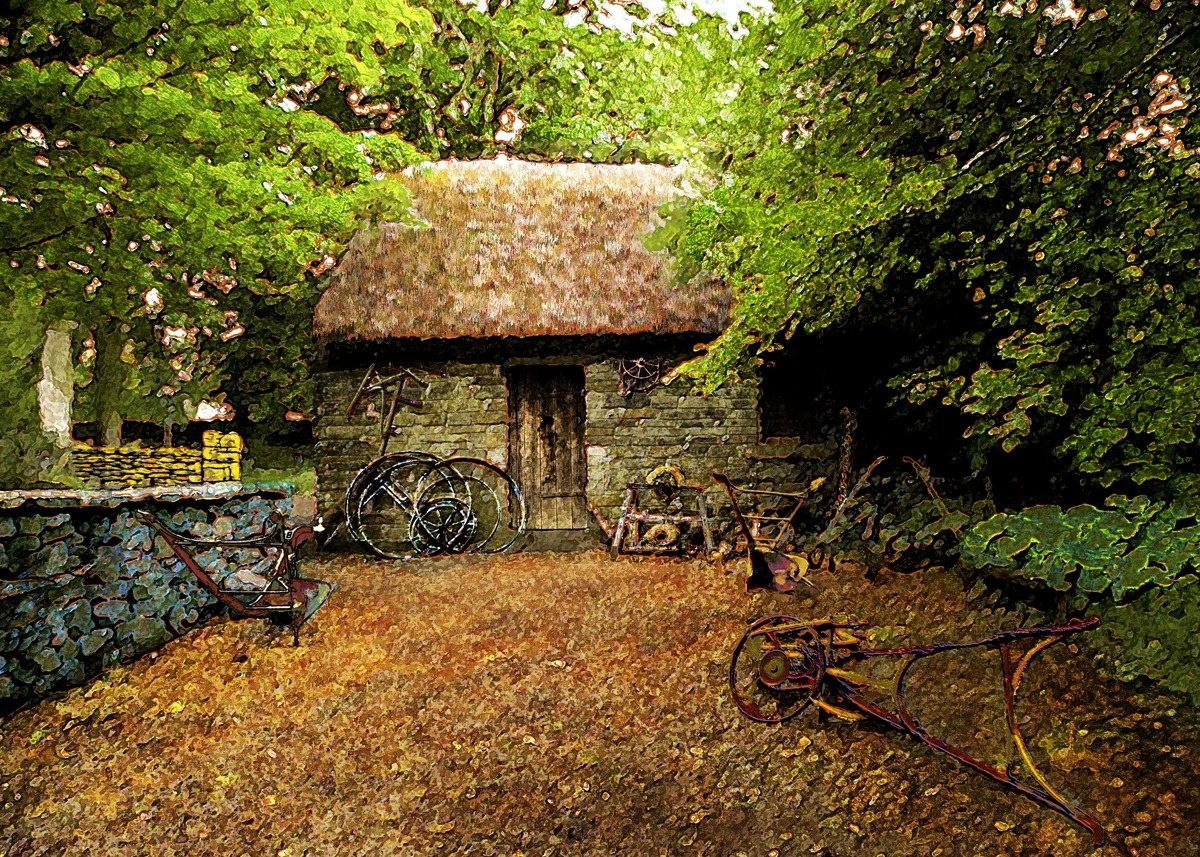 Bunratty Cottage (large view)