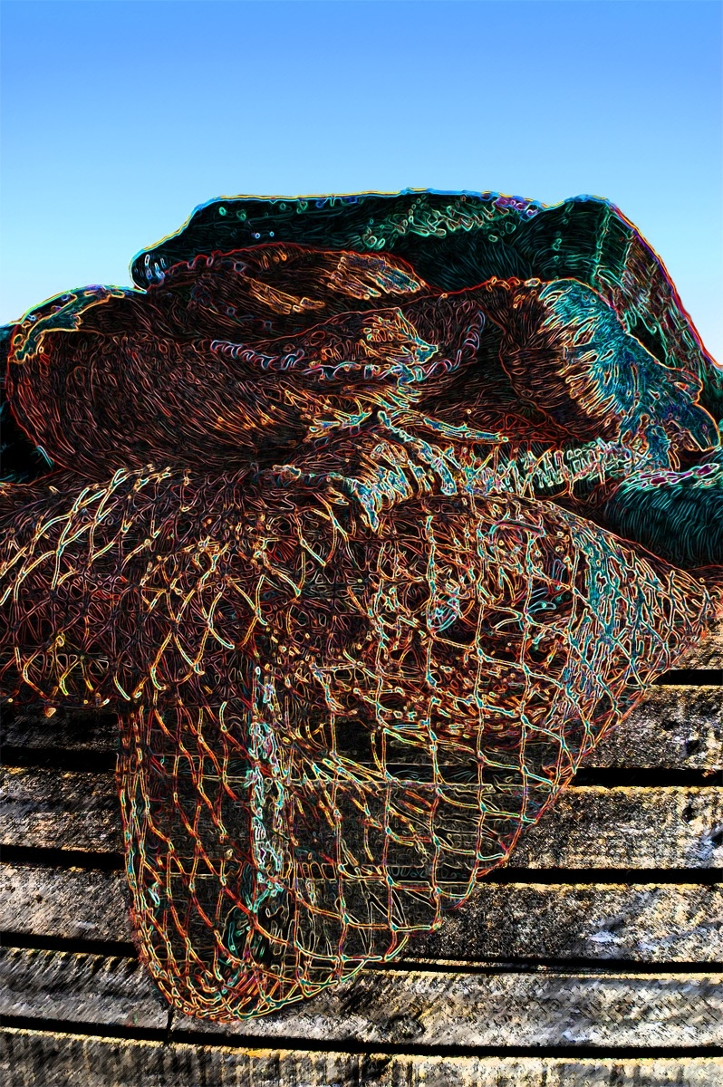 Fishing Nets (large view)