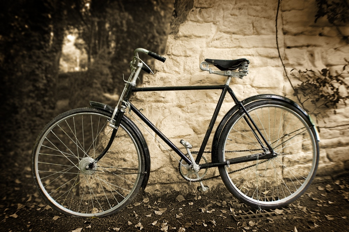 Bunratty Bicycle (large view)