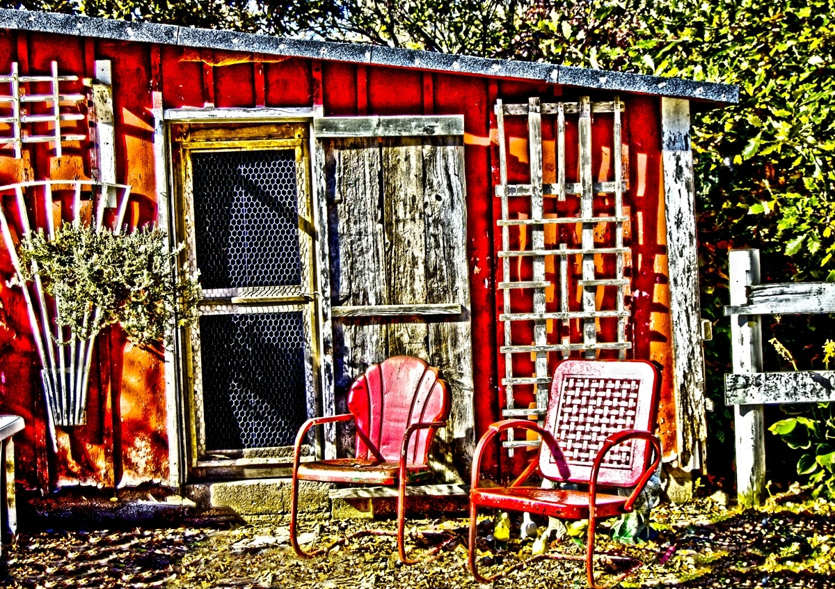A Seat in the Sun (large view)