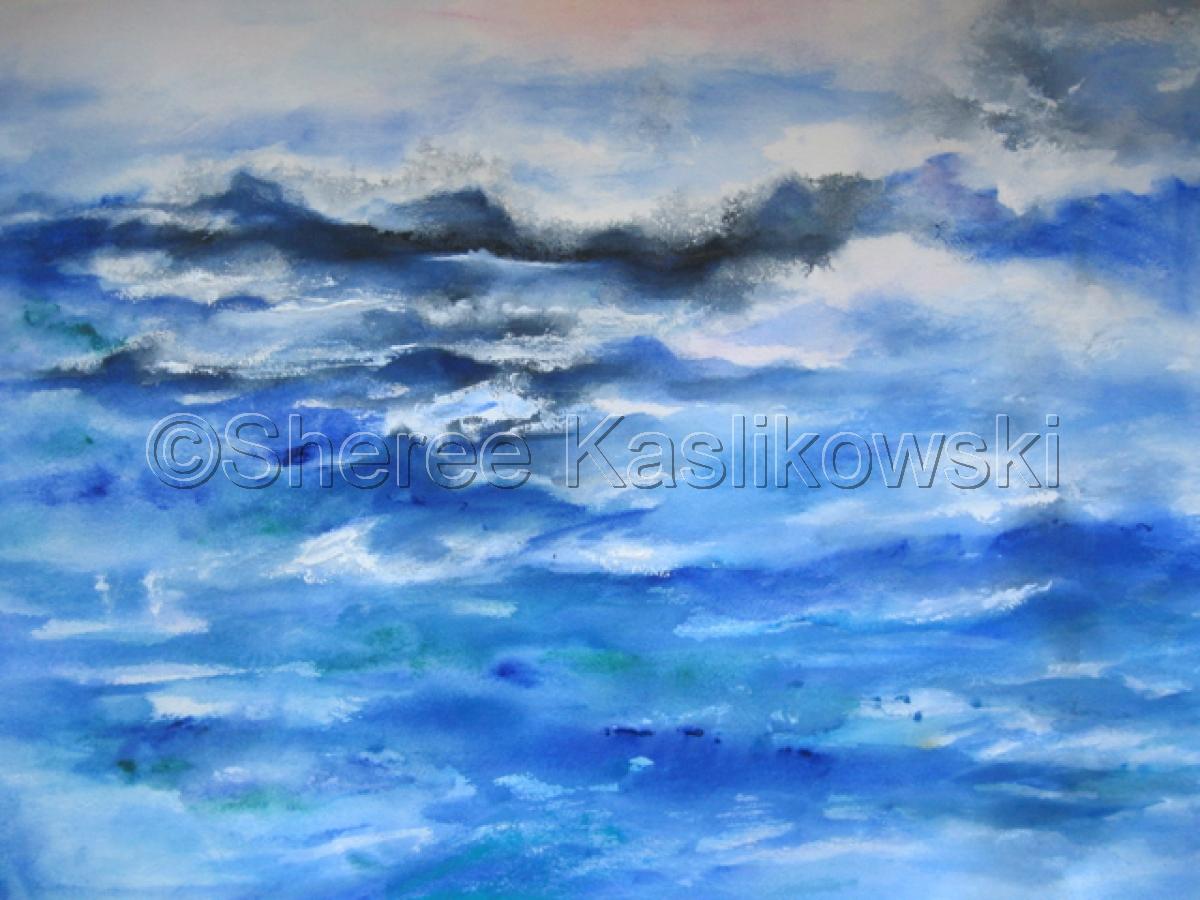 Restless Sea (large view)
