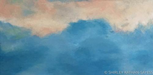 ABSTRACT SEA by SHIRLEY KATHAN-SAYESS