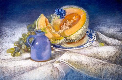 Melon on Delft