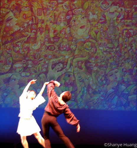 """""""Spring Song Dance"""" Ballet Dance Cilps (2009) (large view)"""
