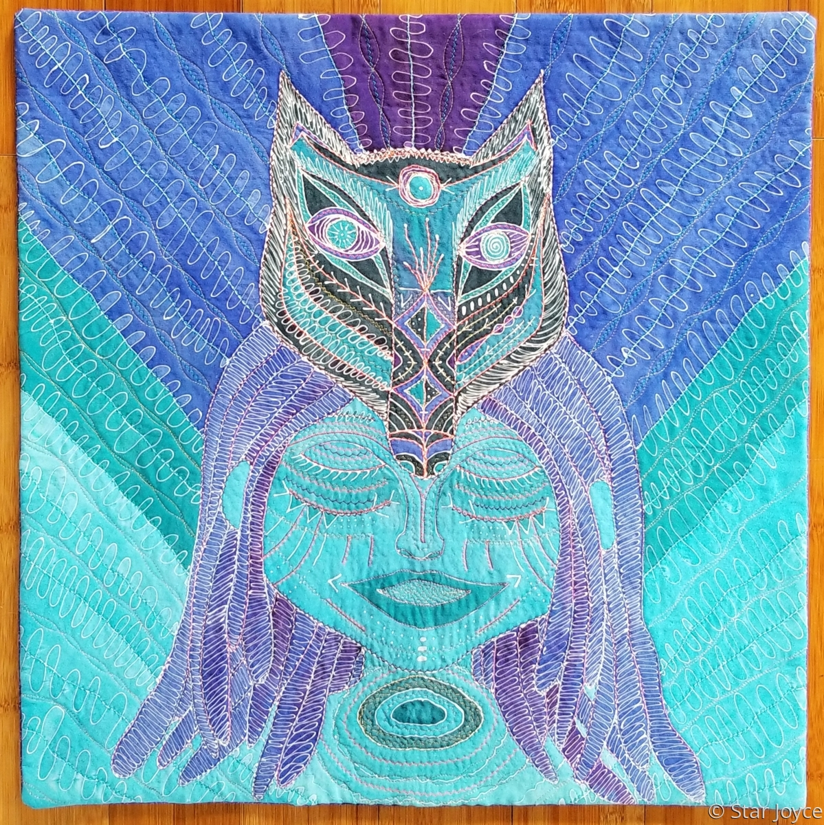Visionary Wolf Wombman (large view)