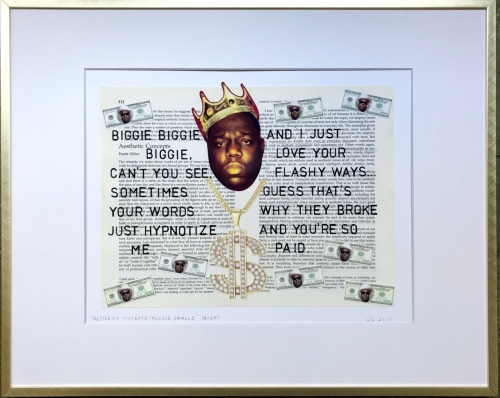 Aesthetic Concepts: Biggie Smalls by Sari Lennick