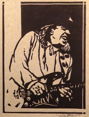 SRV Live by Michael Davies-Slo-Motion Arts