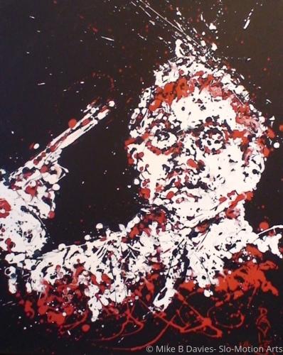 Splatter before the Splatter by Mike B. Davies-Slo-Motion Arts