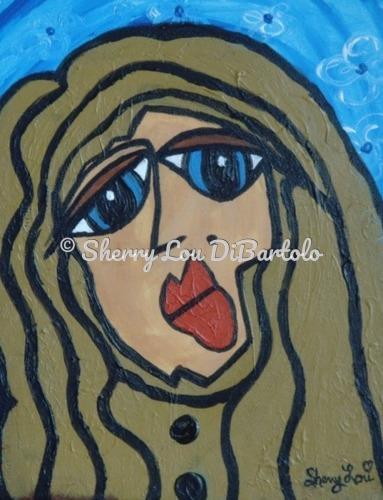 Mary  by Sherry Lou DiBartolo