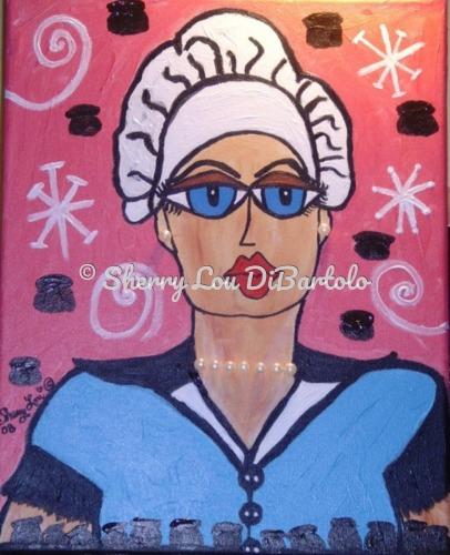 Lucy Lou by Sherry Lou DiBartolo