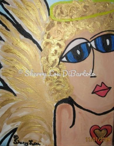 Angel Noah by Sherry Lou DiBartolo