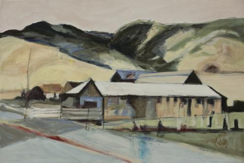 meander by Stacey Pollard