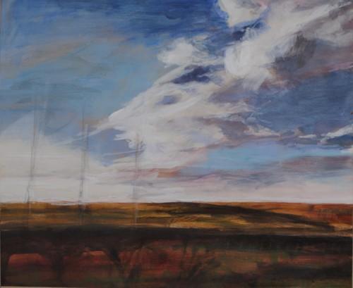 June Sky by Stacey Pollard