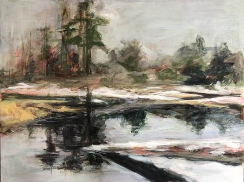 Quiet Reflection by Stacey Pollard