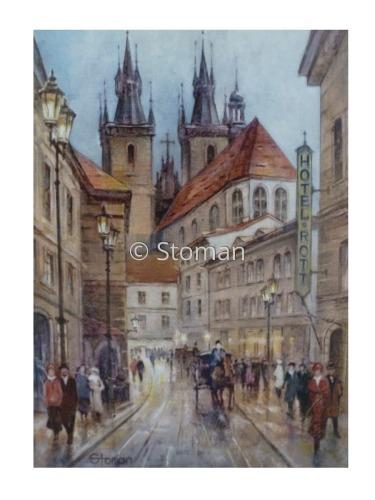 Rush Hour Prague