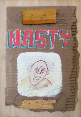 NASTY by Smearski