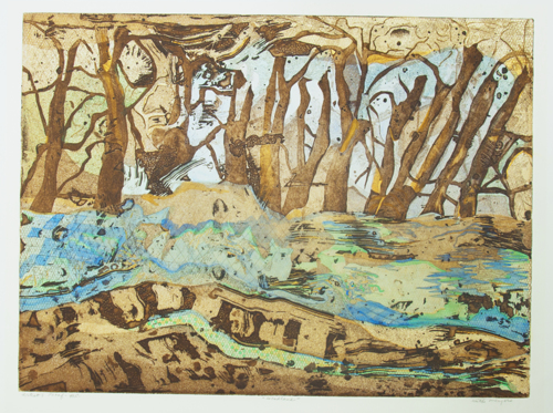 Woodlands by www.RuthMeyersArtist.com