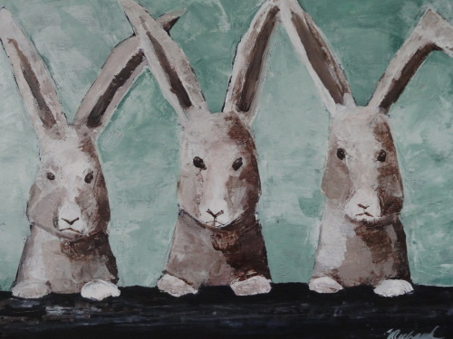 Incredulous Rabbits