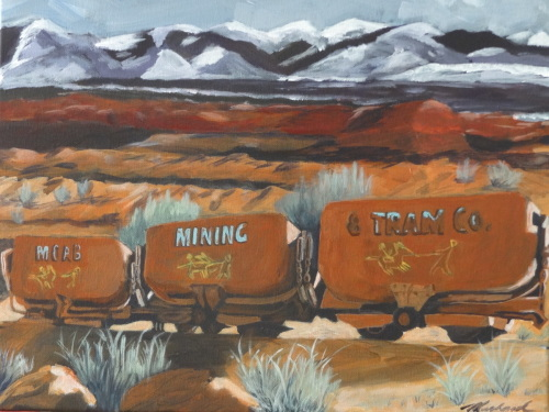 Moab Mining and Tram