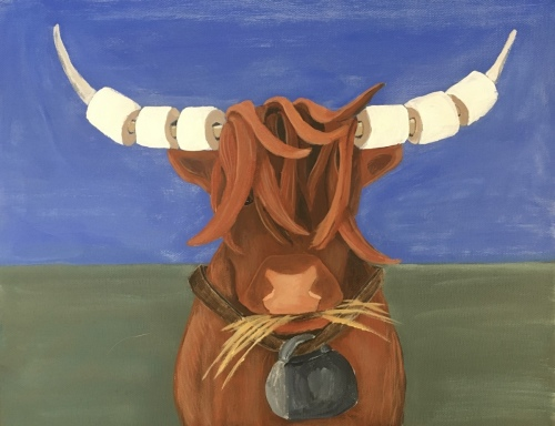 By the Horns by Shari Michaud