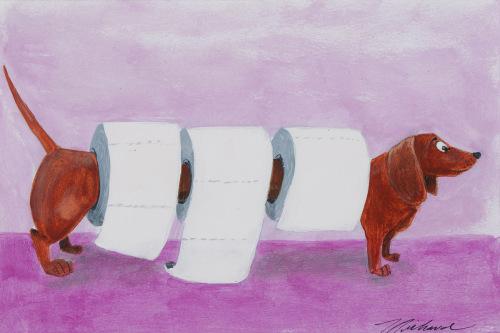 On a Roll by Shari Michaud